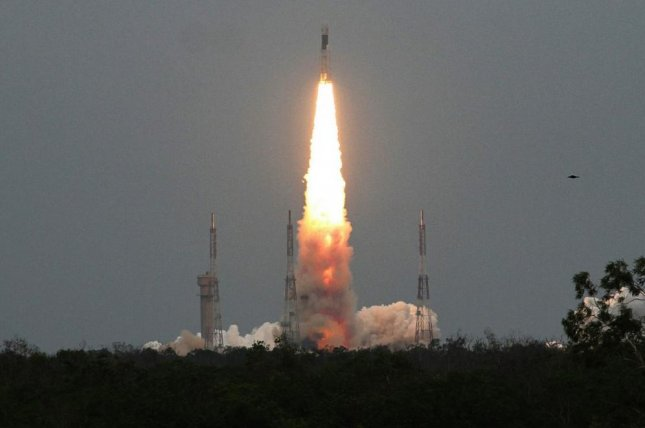 India's Chandrayaan-2 mission ended in failure in September, when hackers launched a cyberattack on India's space agency. Photo by EPA-EFE