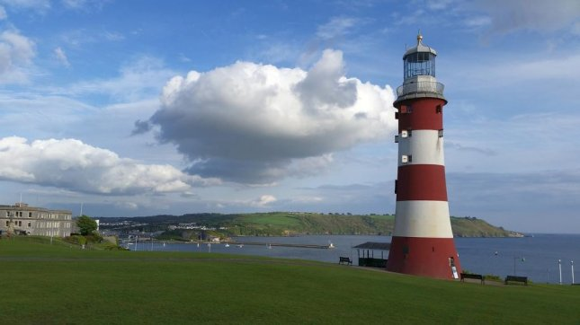 Facebook apologized after multiple posts were removed from the social media site due to the name of the Plymouth Hoe, a popular seaside landmark in Plymouth, England, was confused for an offensive term. Photo by Myagi/Pixabay.com