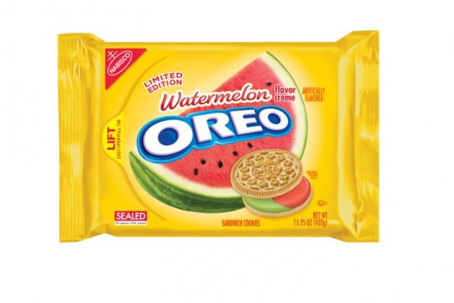 Nabisco Releases Watermelon Flavored Oreos For Summer Upicom