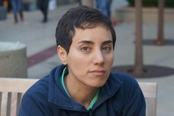 Maryam Mirzakhani (Stanford University press release)