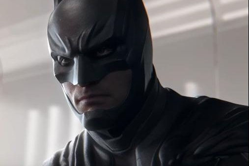 Batman in the latest cinematic trailer for Injustice 2. The video features the Dark Knight squaring off against Robin. Photo courtesy of Injustice/YouTube