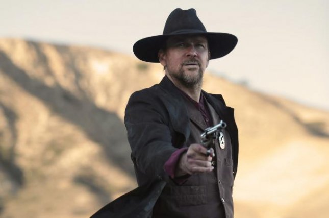 Actor Sean Patrick Flanery's western The Outsider opens in theaters Friday. Photo courtesy of Cinedigm