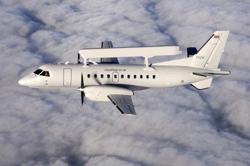 Saab, UAE sign radar support deal