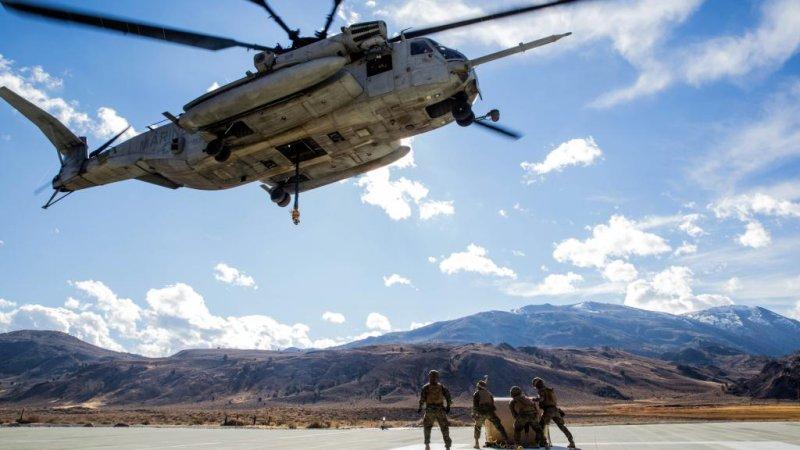 4 Dead In Marine Helicopter Crash In California Upi Com