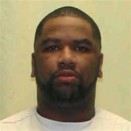 Johnnie Baston's mugshot, courtesy of the Ohio Department of Rehabilitation and Correction.