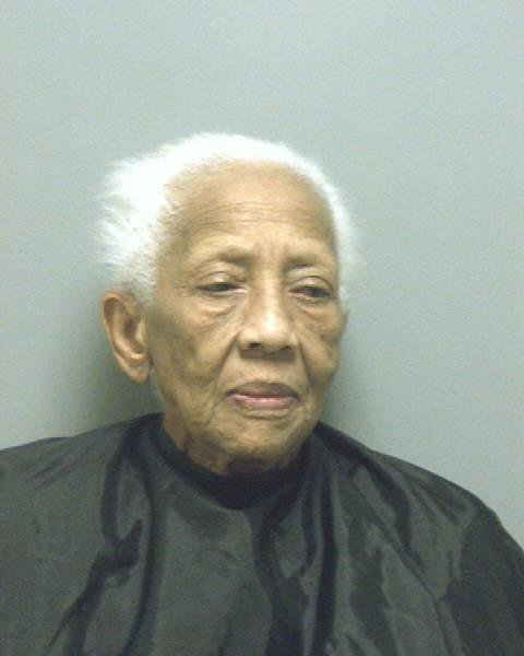 Notorious jewel thief, Doris Payne, 86, was arrested in Atlanta on Wednesday evening after attempting to walk out of mall department store with a $2,000 diamond necklace in her back pocket. Payne has stolen about $2 million in jewelry in the last 60 years and been arrested roughly 20 times for thefts. Photo by Dekalb County Sheriff's Office