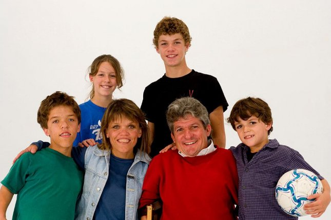 The Roloff family in 'Little People, Big World.' (TLC)
