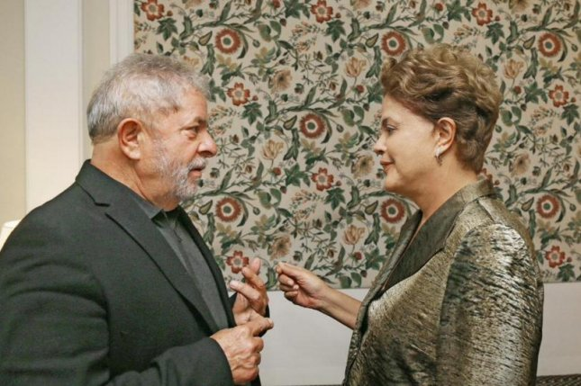 Former President of Brazil Luiz Inacio Lula da Silva will become the chief of staff of President Dilma Rousseff. He is expected to lead the Rousseff administration's battle against congressional impeachment. Photo courtesy of Instituto Lula
