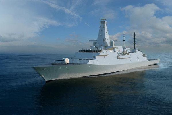 The Type 26 anti-submarine ship being developed for Britain. Image courtesy BAE Systems