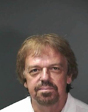 Phil Arthurhultz's mugshot, courtesy of Ingham County Prosecutor's Office.
