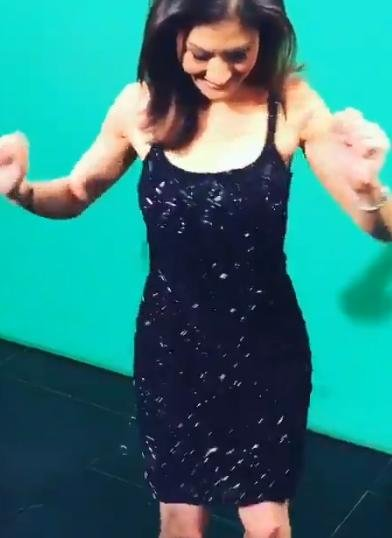 LA TV meteorologist given a sweater to cover up on-air