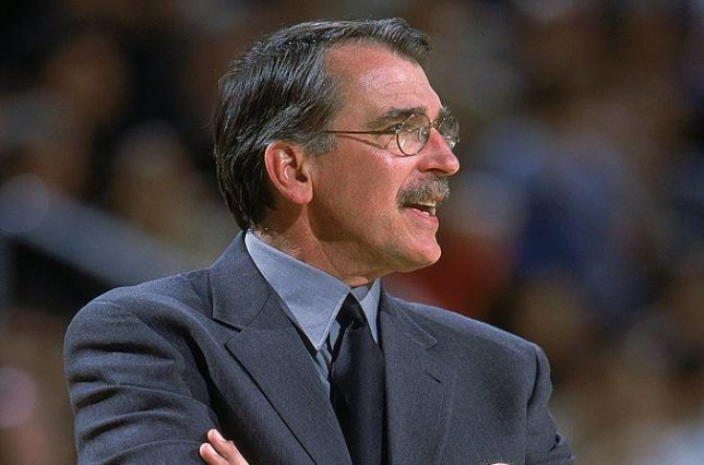 Former Detroit Pistons and Indiana Pacers coach George Irvine passed away at age 69. Photo by Detroit Pistons/Twitter