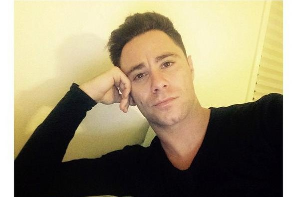 Sasha Farber will train with Nastia Liukin while Derek Hough recovers from his injuries. Instagram/Sasha Farber