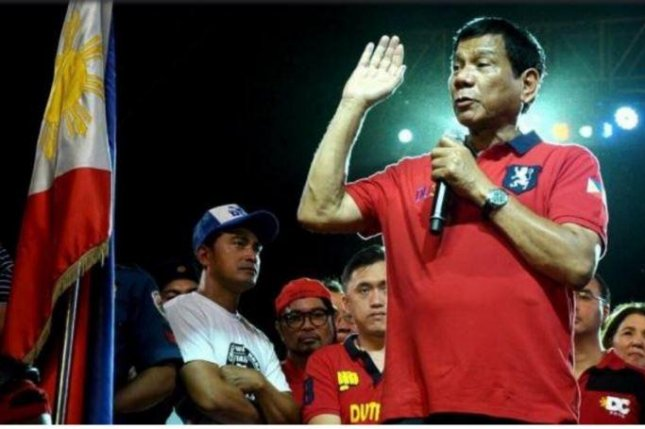 Rodrigo Duterte was sworn in as president of the Philippines on June 30 after being elected on May 10. He has cracked down on illegal drugs since he came into power. Photo courtesy of Rodrigo Duterte