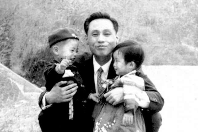Hwang Won (C) was abducted by North Korea during a hijacking 50 years ago. Human rights experts from the United Nations are calling for the release of Hwang and the other remaining abductees. Photo courtesy of Hwang In-cheol