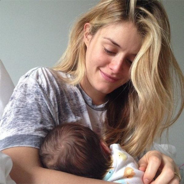 Daphne Oz Named Her Daughter Philomena Bijou Jovanovic Video Upicom