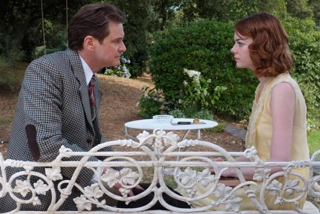 Actors Colin Firth and Emma Stone star in Woody Allen's Magic in the Moonlight. (Sony Pictures Classics)