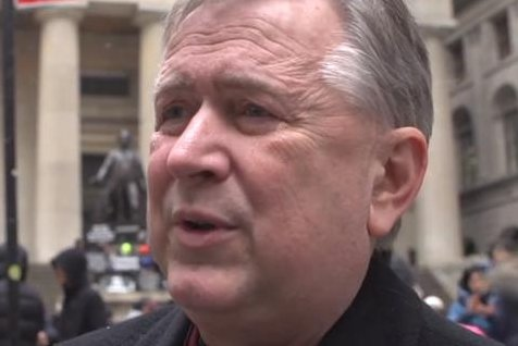 Texas Republican Rep. Steve Stockman and three of his aides have been subpoenaed by a grand jury of a District of Columbia federal court investigating criminal activity (Screenshot/CBS News).