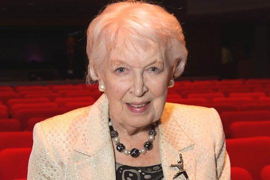 Dame June Whitfield Dead - 'Ab Fab' Actress Dies at 93