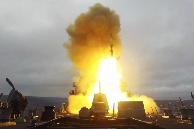 The USS Paul Ignatius fired two Standard Missile-3 interceptors at ballistic missile targets during tests at the end of May. Photo courtesy of U.S. Navy
