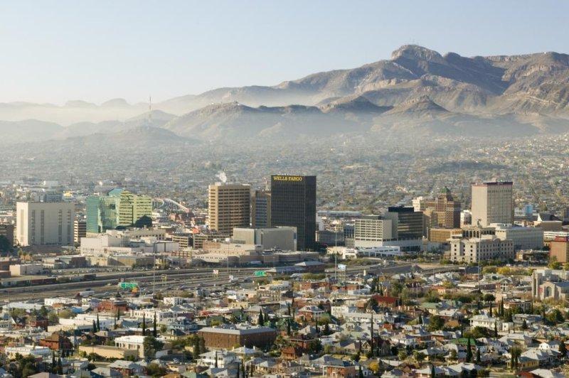 Panoramic view of skyline of El Paso, Texas, and Ciudad Juárez, Mexico. File Photo by Joseph Sohm/Shutterstock