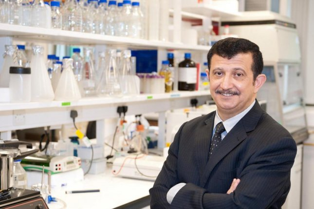 Professor Mohamed El-Tanani of the Institute for Cancer Therapeutics at the University of Bradford in England developed a method of delivering a new drug to fight triple negative breast cancer using nanoparticles. Photo courtesy of the University of Bradford.