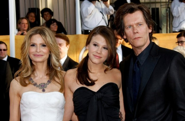 Kyra sedgwick 39 s kevin bacon 39 s daughter sosie named miss for Kevin bacon and kyra sedgwick news