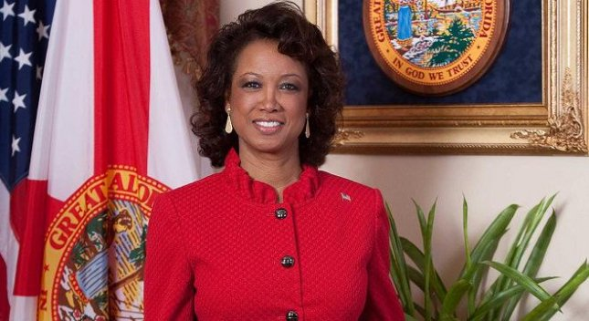 Jennifer Carroll, former Florida State Representative and former Florida Lt. Gov. (File/UPI/Florida House of Representatives)
