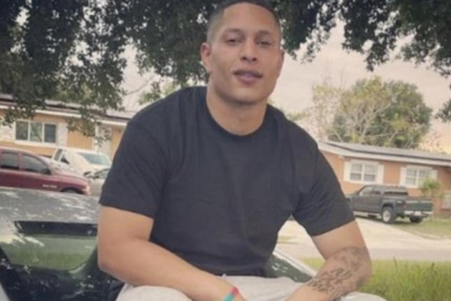 Police had issued an arrest warrant for Armando Caballero for allegedly using a maintenance key to enter Miya Marcano's apartment illegally. Photo courtesy of the Orange County Sheriff's Office