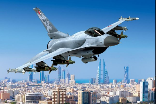 In 2018, Lockheed Martin received a $1.12 billion contract from the U.S. government to produce 16 new F-16 Block 70 aircraft for the Royal Bahraini Air Force. Photo courtesy of Lockheed Martin