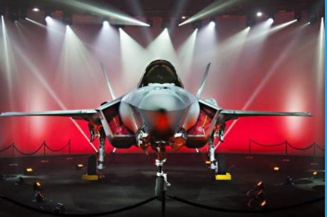 The first F-35 fighter plane for the Japan Air Self-Defense Force rolled out in 2016. Lockheed Martin received a $347.7 million contract, the Defense Department announced on Friday, for materials necessary for on-time delivery of 43 F-35s destined for use by U.S. allies. Photo courtesy of Lockheed Martin