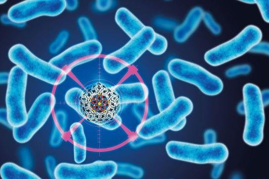 Researchers have developed synthetic viruses that can kill bacteria, which they say has implications in the treatment of infectious diseases and in gene therapy. Photo courtesy of University College London