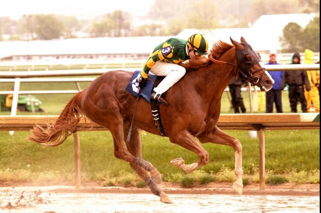 Twisted Tom wins Saturday's Federico Tessio at Laurel Park. Photo courtesy Laurel Park.
