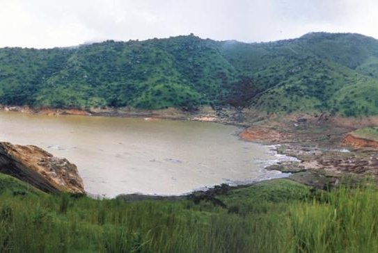 On August 21, 1986, gas released from a volcanic lake in the remote mountains of Cameroon killed more than 1,700 people and injured 500. File Photo by United States Geological Survey