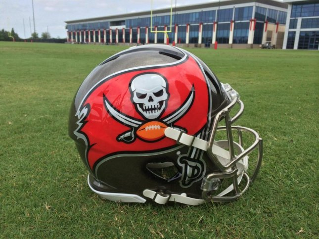 Photo courtesy of the Tampa Bay Buccaneers/Twitter