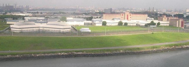 The sprawling prison complex in the Bronx has been subject to repeated reports of violence in recent years. File Photo by Sfoskett/Wikipedia