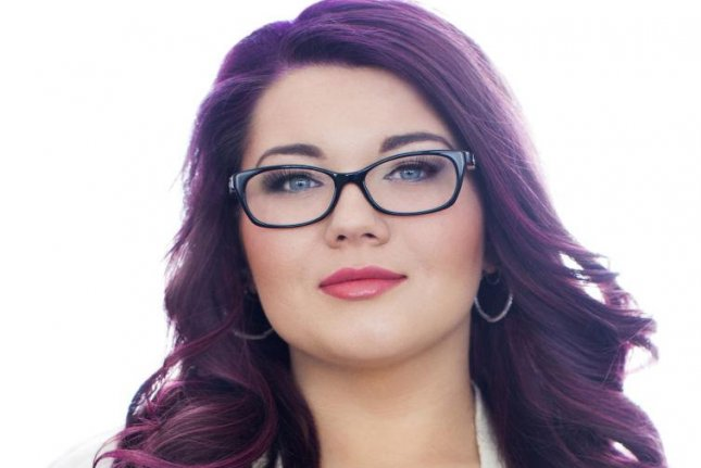 Photo of Teen Mom OG star Amber Portwood, courtesy of MTV