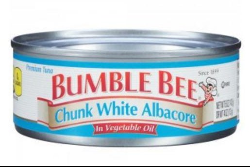 Bumble Bee agreed to plead guilty to conspiring to fix the cost of canned and pouch tuna and will pay a $25 million fine, the Justice Department announced Monday. Photo courtesy of Bumble Bee