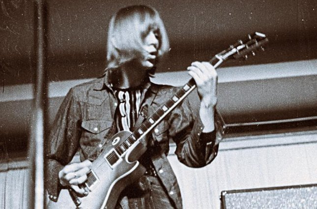 Danny Kirwan -- pictured here in 1970 -- has died at the age of 68. Photo by W.W.Thaler/Wikimedia Commons