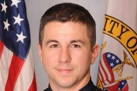 Mobile, Ala., police officer Sean Tuder died Sunday from a gunshot wound. File Photo courtesy of Alabama Attorney General Steve Marshall