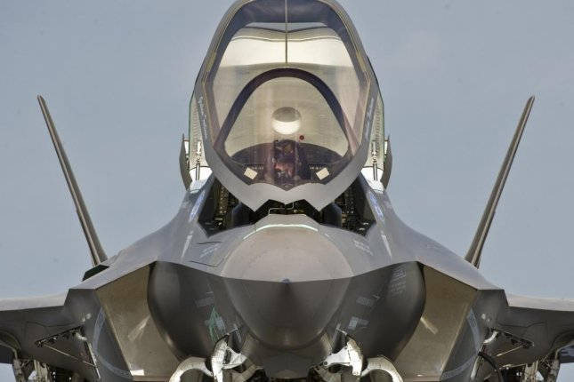 Aluminum parts for F-35 aircraft are to be manufactured by a Danish company. Photo by Lockheed Martin