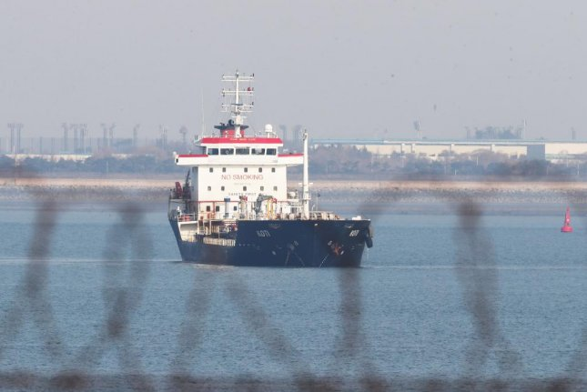 South Korea seizes second tanker suspected of delivering oil to N. Korea