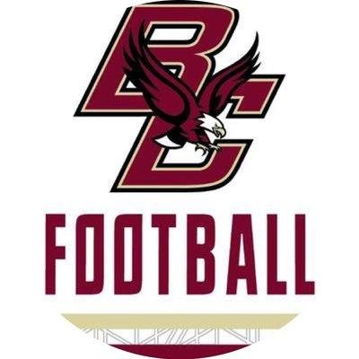 boston college linebacker connor strachan out for year upi com rh upi com boston college logo png boston college logo meaning
