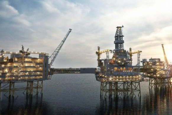 A Norwegian energy company has signed letters of intent worth more than $1.4 billion for the Johan Sverdrup field in the North Sea. Photo courtesy of Statoil