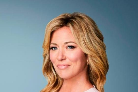CNN anchor Brooke Baldwin announced Friday that she tested positive for the coronavirus. Photo courtesy of CNN