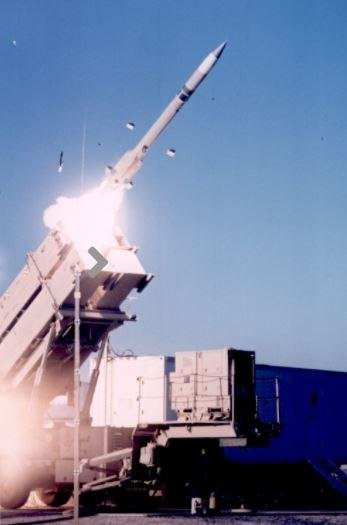 A Patriot Advanced Capability-3 Missile Segment Enhanced missile misfired at the White Sands, N.,M., Missile Range last week, an Army official confirmed. Photo courtesy of Lockheed Martin