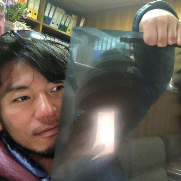 Climber Nobukazu Kuriki dies on Mt. Everest