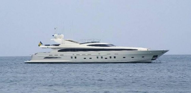 The U.S. Treasury Department announced Monday that the private yacht St. Vitamin of Internet Research Agency financier Yevgeniy Prigozhin's is one of the targeted assets in sanctions for attempted U.S. election interference in the 2018 midterms. Photo courtesy of U.S. Department of Treasury