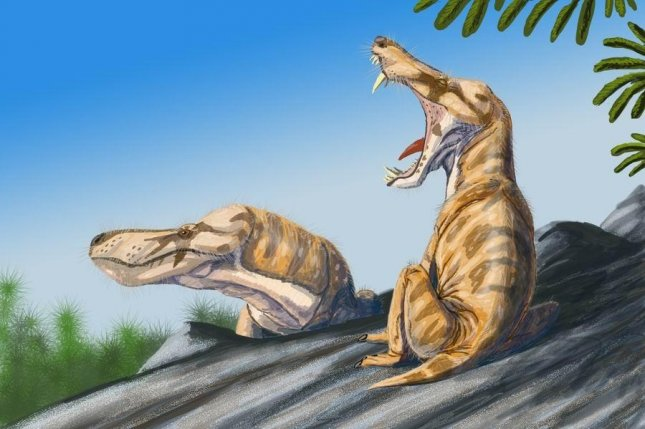 Scientists linked the evolution of the mammalian forelimb with the emergence of therapsids, the group of synapsids that eventually birthed mammals, some 270 million years ago. Photo by Wikipedia Commons