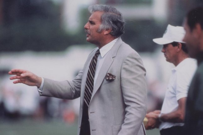 Howard Schnellenberger coached the University of Miami football team to its first national championship in 1985. Photo courtesy University of Miami Athletics